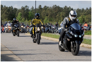 Motorcycle Riding Safety